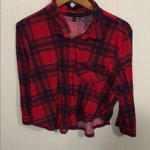 Juniors flannel